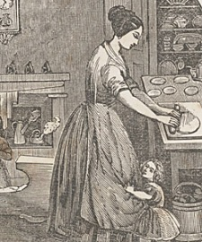 Homemaker in the Victorian era